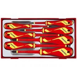 Teng Tools garnitura VDE izvijačev TTV907N