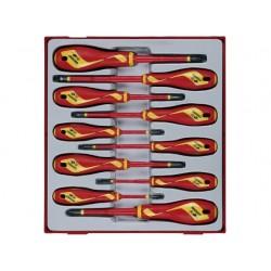 Teng Tools garnitura VDE izvijačev TTDV910N