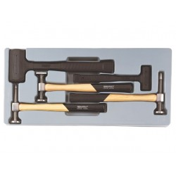 Teng Tools set kladiv za kleparje TTPSAD