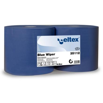 Celtex papirnata brisača Blue Wiper 2/1