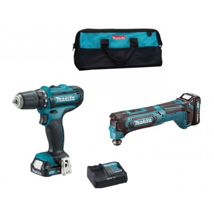 Makita set CXT - CLX206SX4
