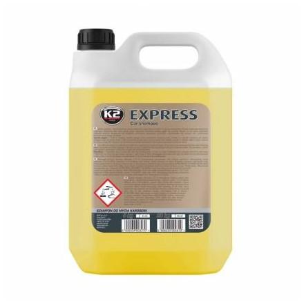 K2 Express avtošampon 5L