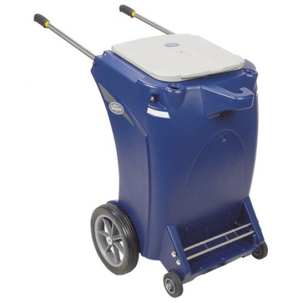 Smetarski voziček SKIPPER