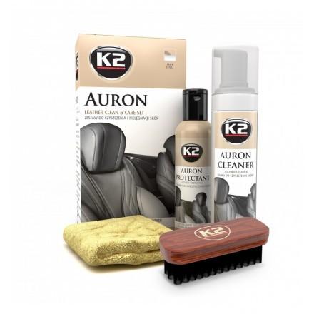 K2 Auron komplet za nego usnja