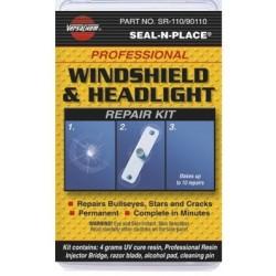 popravilo vetrobranskih stekel in luči