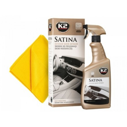 K2 Satina Interior Quick Detailer 770ml - Energy Fruit