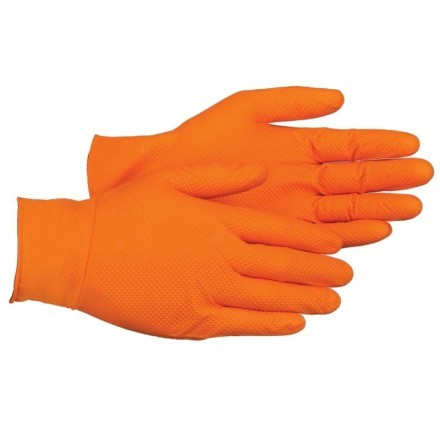 Rokavice Orange Super Grip 50/1