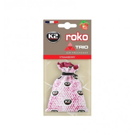 K2 Roko Trio Strawberry