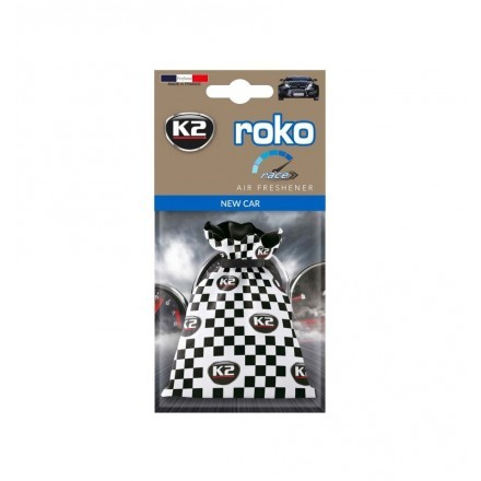 K2 Roko Race New Car