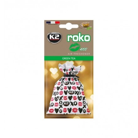 K2 Roko Kiss Green Tea