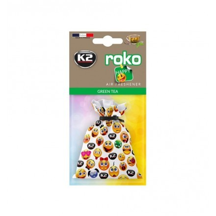 K2 Roko Happy Green Tea