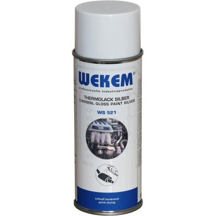 WEKEM THERMOLACK SILVER 400ml