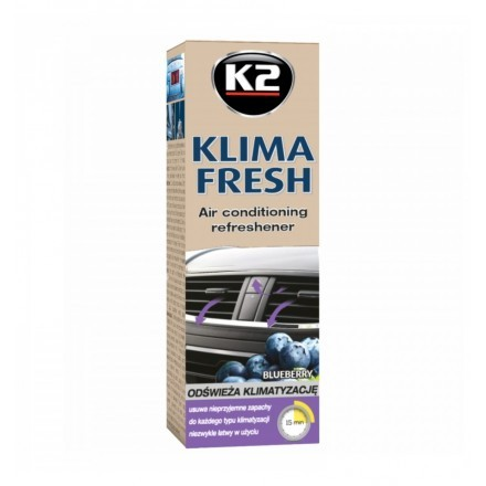 K2 Klima Fresh Blueberry 150ml