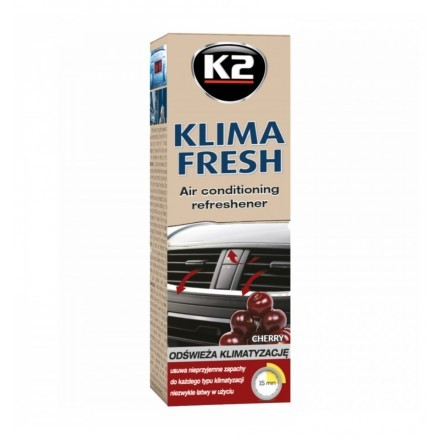K2 Klima Fresh Cherry 150ml