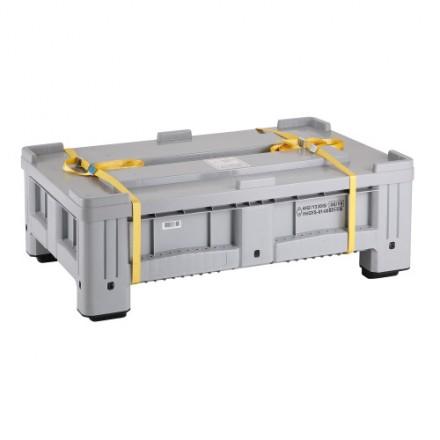 Plastični zaboj za baterije 195 L