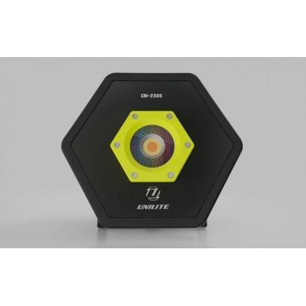 Unilite CRI Hexagon light KI07