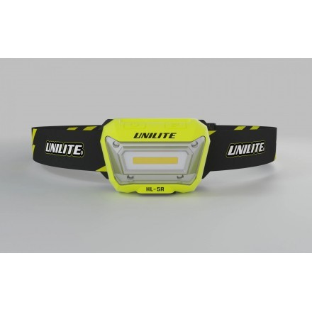 Unilite headlight 325 Lumen LED IK07