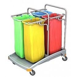 Aquasplast voziček za odpadke TSO-0021
