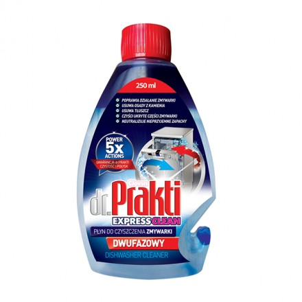 Clovin Dr. Prakti Dishwashing cleaner 250ml
