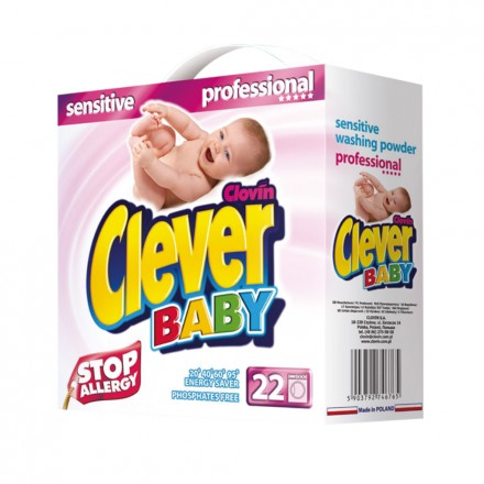 Clovin Clever Baby 2,2 Kg