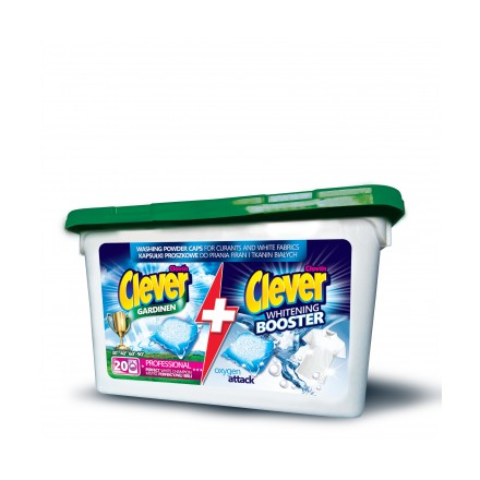 Clovin Clever Whitening booster 400g