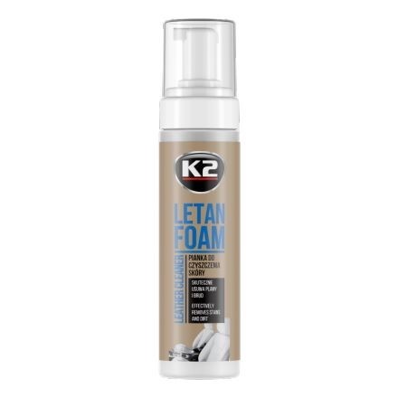 K2 Letan Cleaner Foam 200ml