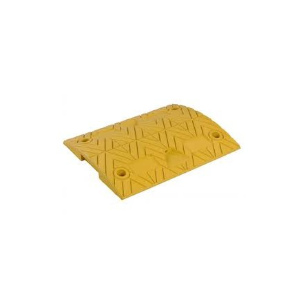 Hitrostna ovira - rumen vmesni člen, 75 mm