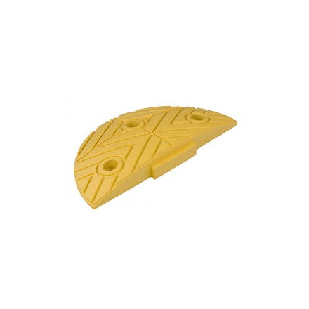 Hitrostna ovira - rumen začetni člen, 50 mm