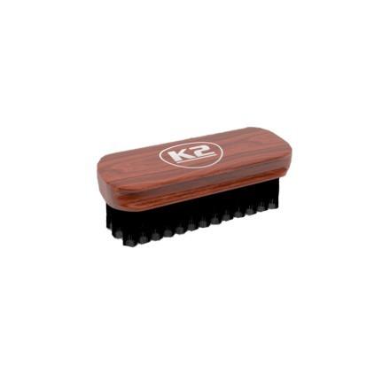 K2 Auron ščetka za usnje