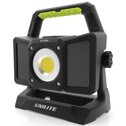 Unilite 4500 Lumen Pro Light + speaker