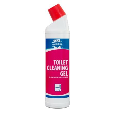 Americol Toilet Cleaning Gel 750 ml
