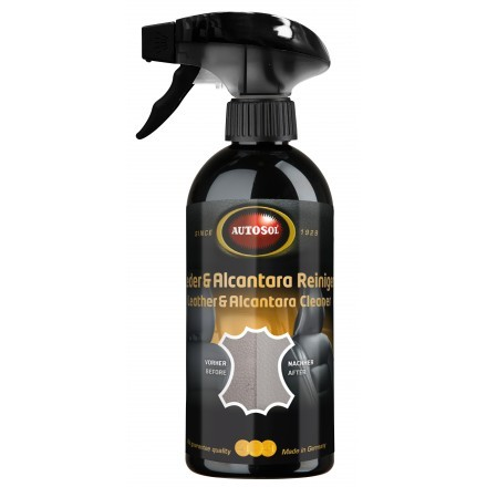 Autosol Alcantara & Leather Cleaner 500ml