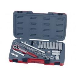 Teng Tools garnitura nasadnih ključev M1234
