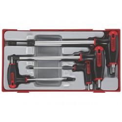 Teng Tools Garnitura Imbus ključev TTHEX7