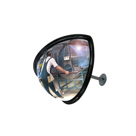 Dancop mirror Transpo 180° - 45 cm