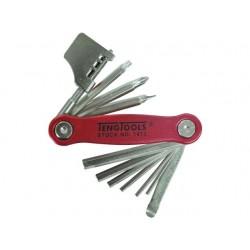 Teng Tools Kolesarski ključ 1473