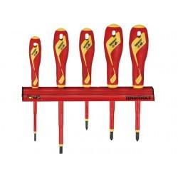 Teng Tools garnitura VDE izvijačev WRMDV05N