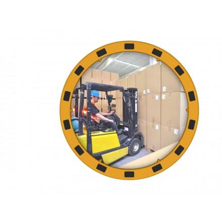 EUvex industrial mirror 40x60 cm