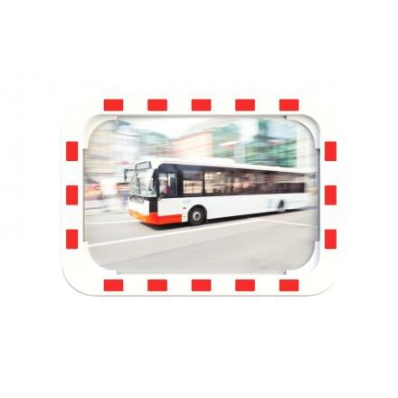 EUvex traffic mirror - 40x60 cm