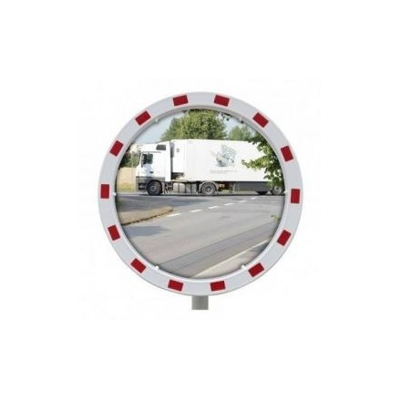 EUvex traffic mirror - 40x60 cm