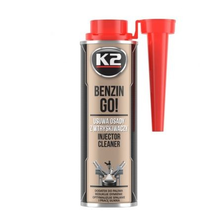 K2 Benzin Go 250 ml