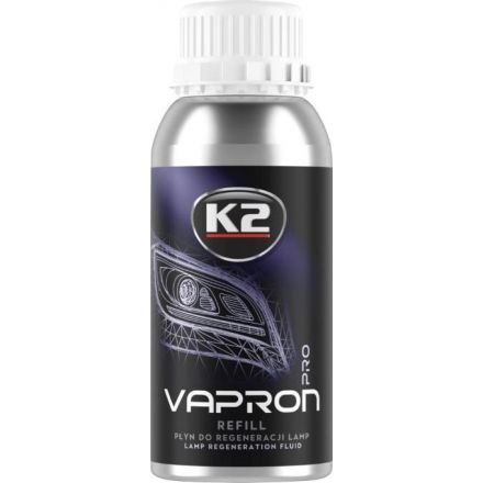 K2 VAPRON PRO REFILL 600ML