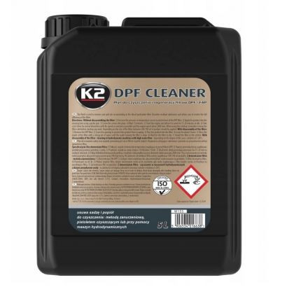 K2 DPF CLEANER & REGENERATOR 5L