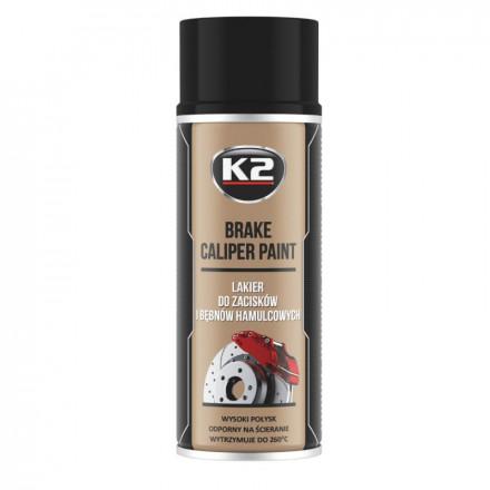 K2 Brake Caliper Spray 400 ml - črn