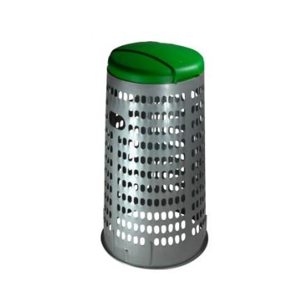Multysort stojalo za vreče zeleno