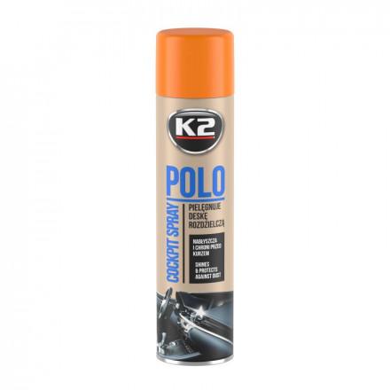 K2 POLO COCKPIT 600ml PEACH
