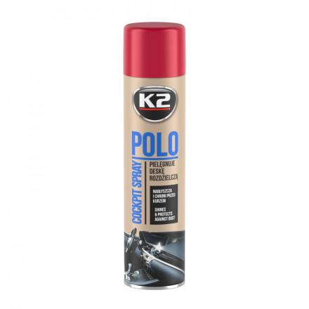 K2 POLO COCKPIT 600ml STRAWBERRY