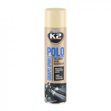 K2 POLO COCKPIT 600ml VANILLA