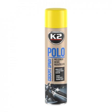 K2 POLO COCKPIT 600ml LEMON