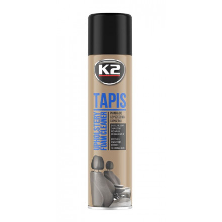 K2 TAPIS 600ml - aktivna pena